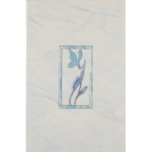 Декор Венера голубой