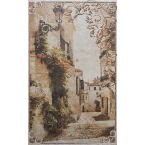 Декор Palermo beige 02
