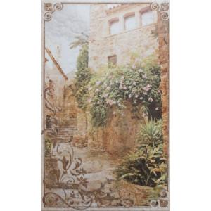 Декор Palermo beige 04