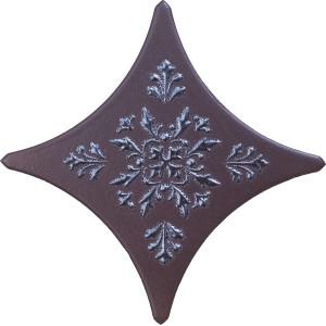 Декор Stella brown border 03