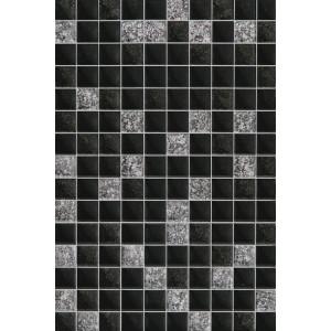 Плитка облицовочная Алжир черная низ 02