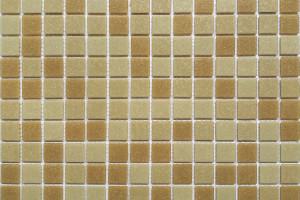 Мозаика стеклянная эконом (на сетке) 20x20 (305х305х4) KG105