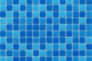 Мозаика стеклянная эконом (на сетке) 20x20 (305х305х4) KG303