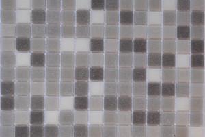 Мозаика стеклянная эконом (на сетке) 20x20 (305х305х4) KG310