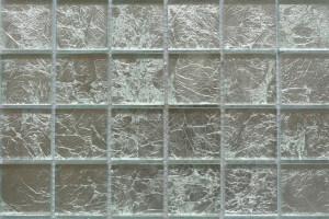 Мозаика стеклянная фольгированная  (на сетке) 48*48 (300*300*4) ST030
