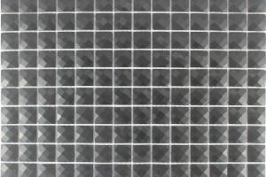Мозаика стеклянная из страз (на сетке)  20*20 (304*304*4) F2x6