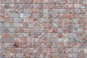 Мозайка из камня (на сетке) 15x15  (305х305х4) KG-38P