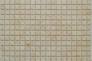 Мозайка из камня (на сетке) 15x15  (305х305х4) KG-15P