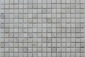 Мозайка из камня (на сетке) 15x15  (305х305х4) KG-10R