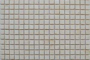 Мозайка из камня (на сетке) 15x15  (305х305х4) KG-18R