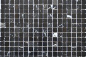 Мозайка из камня (на сетке) 15x15  (305х305х4) KG-03P
