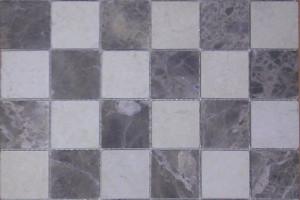 Мозайка из камня (на сетке) 48*48 (300*300*6) P55