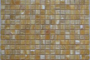 Мозайка из камня (на сетке) 15x15  (305х305х8) KG-37P