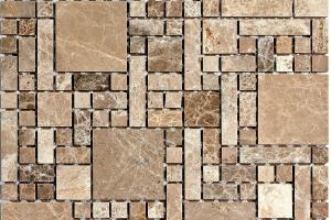 Tetris (на сетке) 7 (305*305) М75