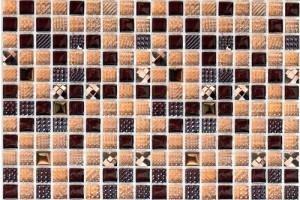 Crystal brown (на сетке) 8*15*15 (300*300) С79