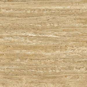 Травертин медовый структурный 599х599 SR275