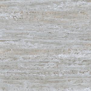 Травертин серебро структурный 599х599 SR277