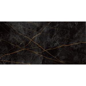 Сандра черный лаппатированный 1200х599 LR318