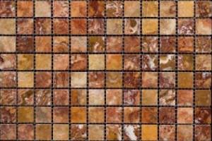 Мозаика из травертина 23*23*7 (300*300) MZ053
