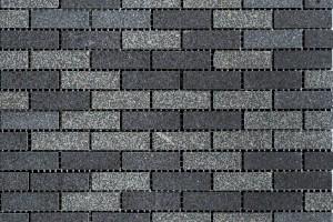 Мозаика из базальта 15*48*7 (300*300) MZ071