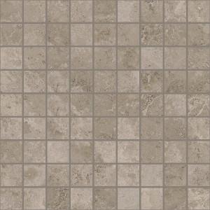 Сиена серый вставка мозаика  300х300 С581