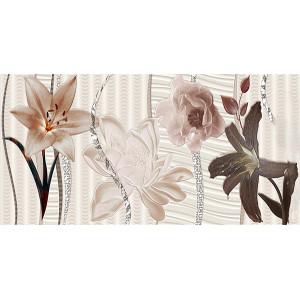 Pegas decor-2 (цветы) 250х500 P686