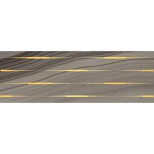 Agat lines кофейный декор 600x200 VT\B40\60081