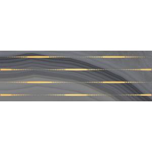 Agat lines серый декор 600x200  VT\C40\60082