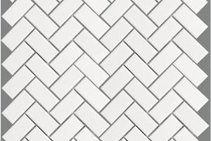 Мозаика белая 283*283*6 2348TN101M