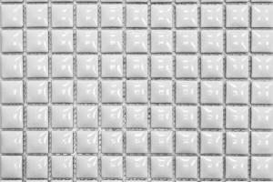 Мозаика белая 25TG-01 300*300*9