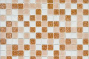 Мозаика светло-коричневый микс 327*327*4 MC125