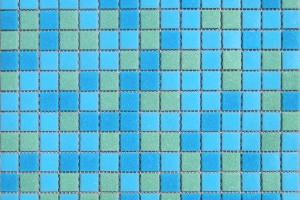 Мозаика сине-зеленый 327*327*4 MCD003