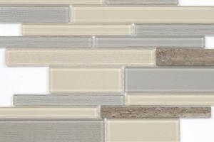 Мозаика песочно-серый 286*298*4 N54